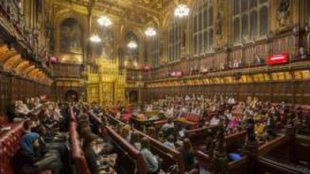 'Justice depends on government': Peers publish damning report